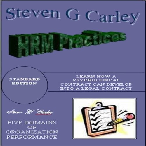 HRM Practices audiobook cover art