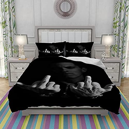 QWAS Doctor Who - Juego de ropa de cama infantil (3 piezas, 1,140 x 210 cm + 50 x 75 cm)