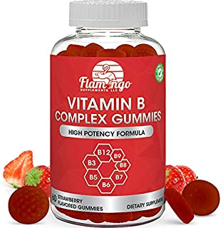 Bcomplex Vitamin Gummies