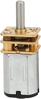 DC6Vギアボックスモーターオールメタル構造6mm遊星ギアモーターオール真鍮減速機ミニギアボックスモーター低ノイズ300RPM/400RPM/500RPM(500RPM)