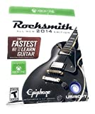 Rocksmith 2014 Edition with Real Tone Cable (Xbox One) by UBI Soft