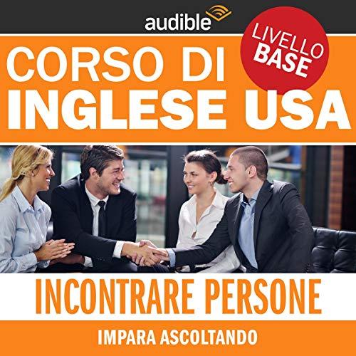 Incontrare persone (Impara ascoltando) copertina