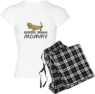 CafePress Bearded Dragon Mommy Pajamas Women's PJs