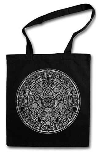 Urban Backwoods Aztec Mandala Hipster Bag Beutel Stofftasche Einkaufstasche