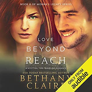 Page de couverture de Love Beyond Reach