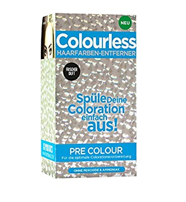 Colourless Haarfarben-Entferner Pre Colour
