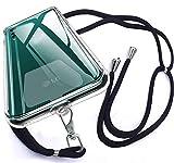HYMY Tasche für LG Velvet 4G Hülle 1Pcs Transparent Schutzhülle TPU Handytasche LG Velvet 4G -Clear
