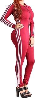 Happy Cool Women's Jumpsuits Elegant Button Long Leg Legging Jumpsuits Romper