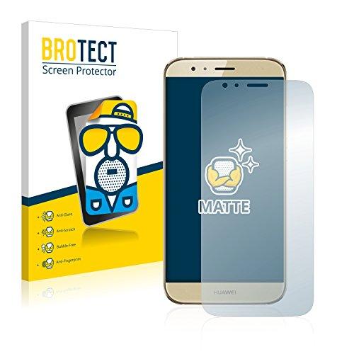 BROTECT Protector Pantalla Anti-Reflejos Compatible con Huawei G8 (2 Unidades) Pelicula Mate Anti-Huellas