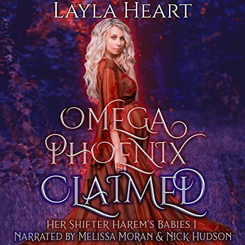 Omega Phoenix: Claimed cover art