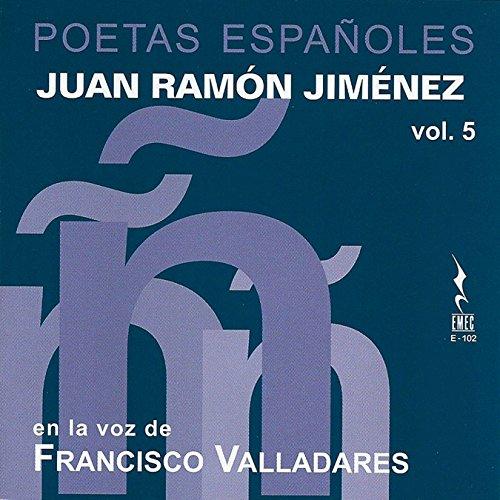 Poetas Españoles Juan Ramon Jimenez - Volumen 5