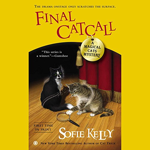 Final Catcall audiobook cover art