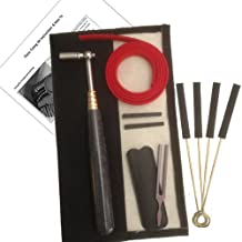 Finest Quality - Super Upgraded Piano Tuning Kit (Nylon Handle)