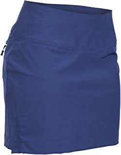 Zoic Women's Damsel Skirt with Liner Shorts, Deep, X-Small