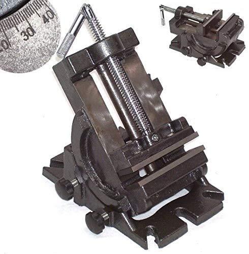 Maschinenschraubstock 100 mm 4