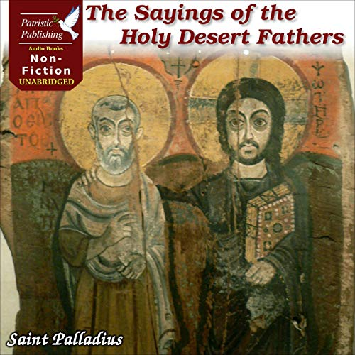 The Sayings of the Holy Desert Fathers cover art