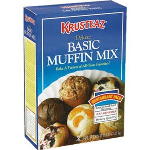Continental Mills Basic Muffin OFFicial shop Mix Pound Large-scale sale of Pack 5 6