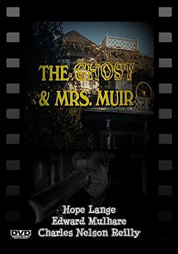 The Ghost & Mrs Muir Season 1 Disc 2 TV Series Hope Lange