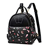 MOCA Women Backpack (M932338HGA Black)