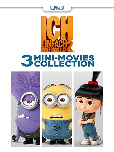 Ich Einfach unverbesserlich 2:  3 Mini-Movies Collection [dt./OV]