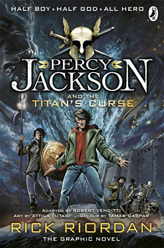 Percy Jackson and the Titan's Curse: The Graphic Novel (Book 3) (Percy Jackson and the Olympians: The Graphic Novel) (English Edition)