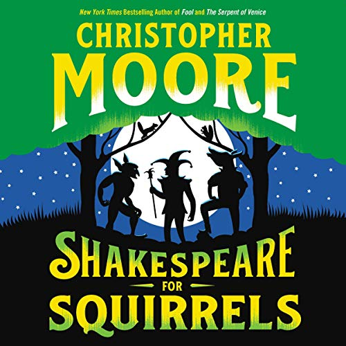 Shakespeare for Squirrels  By  cover art