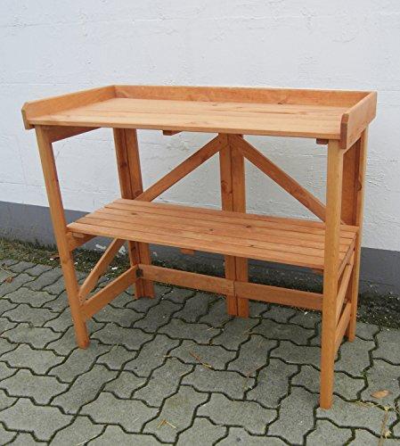 Holz Pflanztisch klappbar
