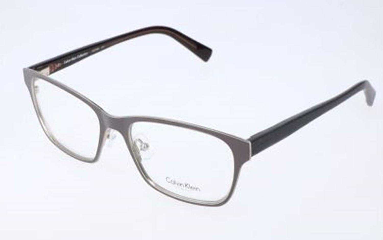CK COLLECTION Eyeglasses CK7382 075 Grey 53MM