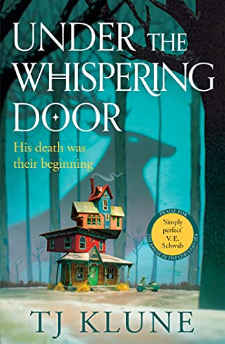 Under the Whispering Door (English Edition)