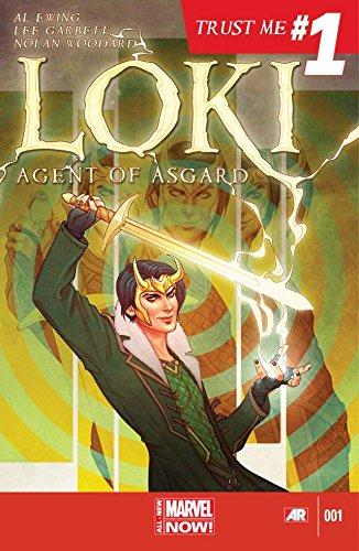 Loki: Agent of Asgard #1 (English Edition)