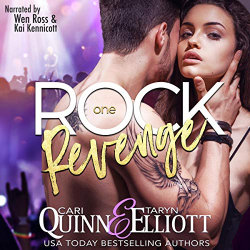 Rock Revenge: Rockstar Romantic Suspense cover art