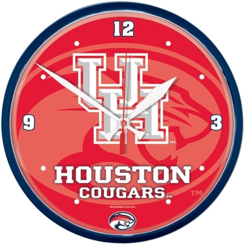 Wincraft NCAA University of Houston Round Wall Clock, 12.75Inch