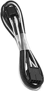 CableMod ModFlex EPS 4+4 pin Extension 45cm (Black/White)