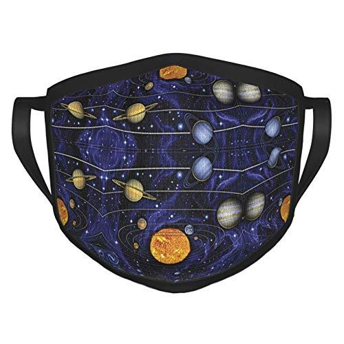 Solar System Super Gesichtsschutz...