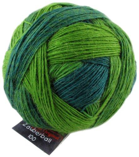 Schoppel-Wolle Zauberball 100 2168 Evergreen