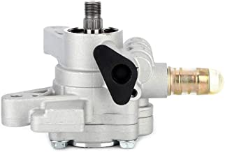 Qiilu Power Steering Pump Compatible with Honda Accord 2.3L l4 A/T 1998 1999 2000 2001 2002 21-5919