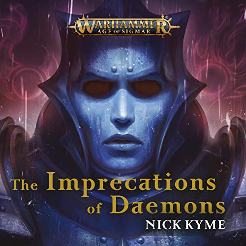 The Imprecations of Daemons audiobook cover art
