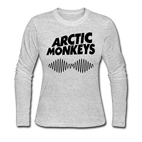 Ms Long Sleeve T-Shirt Arctic Monkey Fashion Shirt XXL