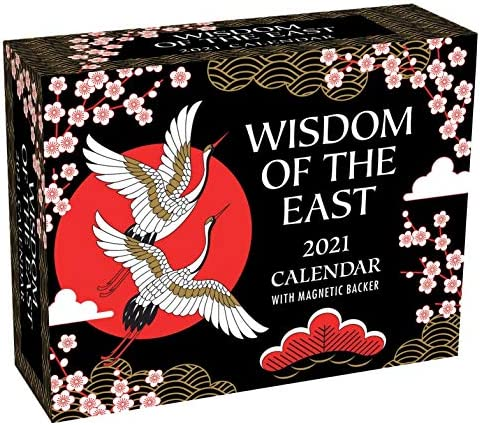 Wisdom of the East 2021 Mini Day to Day Calendar product image