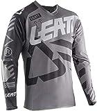 Leatt MTB DBX 4.0 Ultraweld, Camiseta de Ciclismo Unisex para Adulto, Steel, S