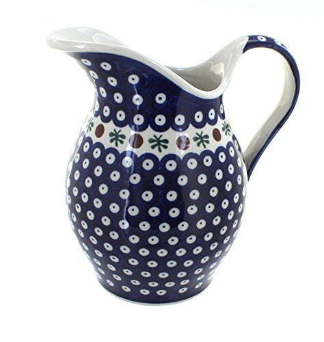 Bunzlauer Keramik Carafe/Broc/Pichet 1,7 L ø21,5 x h21,0 cm Motif 41