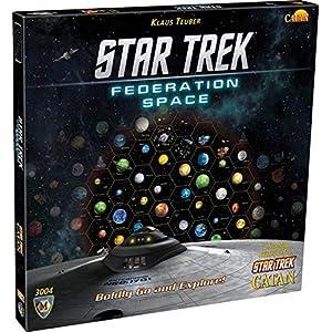 Aquarius Star Trek Camino Junta de Viaje Juego: Amazon.es: Juguetes y juegos