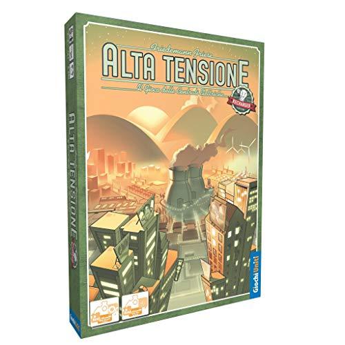 Giochi Uniti- Alta Tensione Recharged Gioco da Tavolo, Colori, GU647