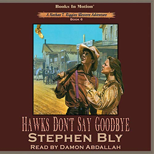 Hawks Don't Say Goodbye Audiobook By Stephen Bly cover art
