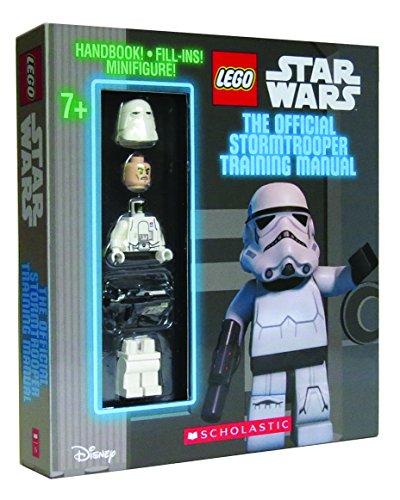 The Official Stormtrooper Handbook (LEGO Star Wars)