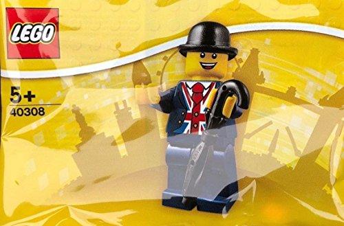 Lego 40308 Exclusive Lester Minifigure