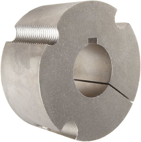 "Martin 3020 2 1/4 Taper Bushing, Sintered Steel, Inch, 2.25"" Bore, 4.25"" OD, 2"" Length"