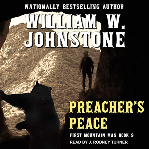 Preacher's Peace audiobook cover art