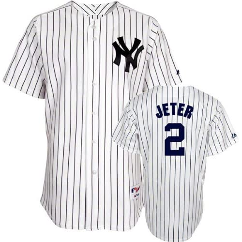 timeless design 7eb3b a57de Jeter Jersey: Amazon.com