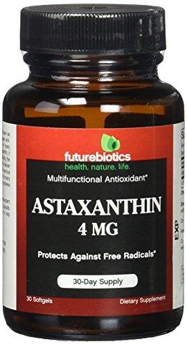 Futurbiotics Astaxanthin 4 mg Softgels 30 Softgels